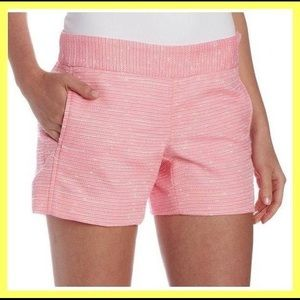 Lilly Pulitzer size 2 pink Sloane shorts